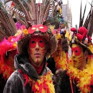 Les carnavals dans le Nord 59