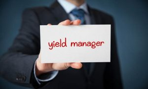 yield manager hôtellerie