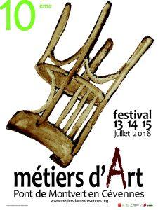 Festival des métiers d'art en Cévennes-Sud Mont Lozère