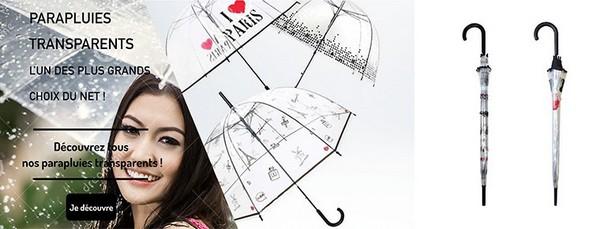 acheter un parapluie en ligne