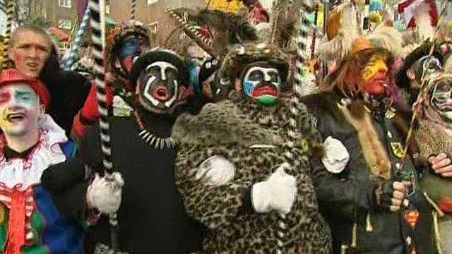 Carnaval du Nord Pas-de-Calais