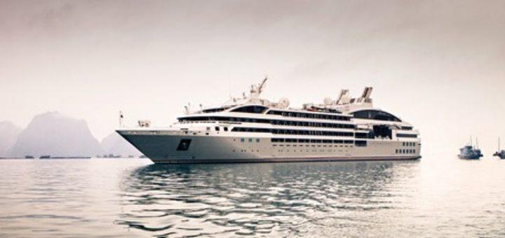 Le Soléal navire de croisière de luxe