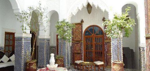riad à saisir Maroc