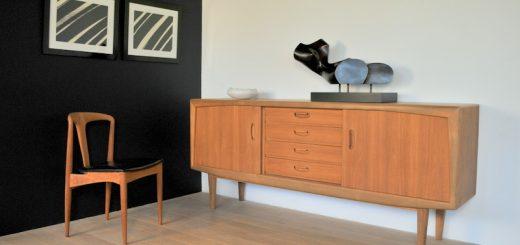 meuble vintage à donner