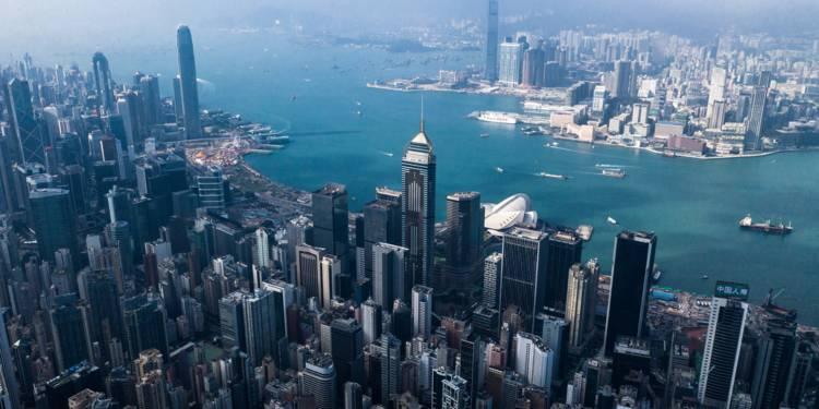 vol pas cher pour Hong Kong