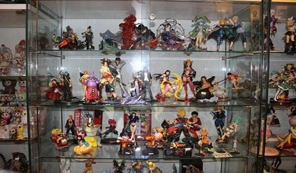 figurine manga à vendre
