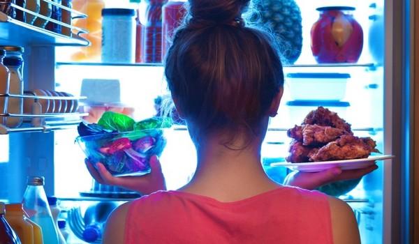 résister aux fringales du régime