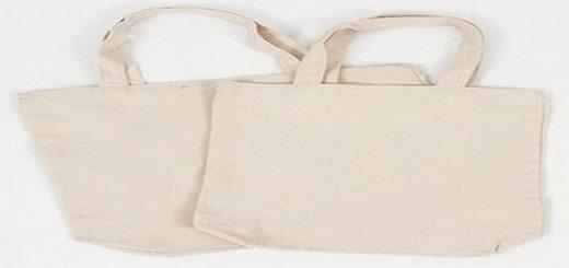 Achat Tote bag en coton bio