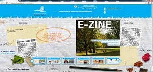 créer un E-zine