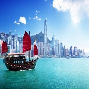 Hong-Kong sans touriste