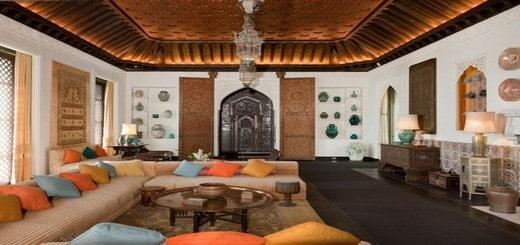 idées décoration orientale