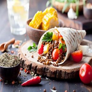La manière de manger végétarienne