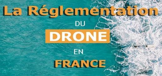 nouvelle réglementation drone en France
