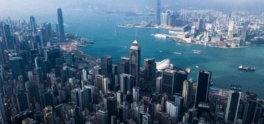 vol pas cher pour Hong-Kong