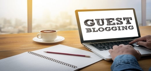 Les blogs de guest blogging