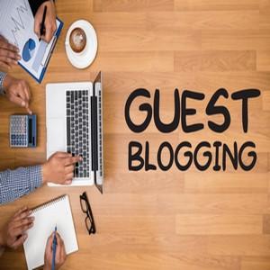 Guest blogging français
