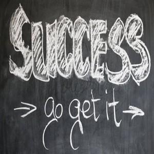 aller chercher le succès