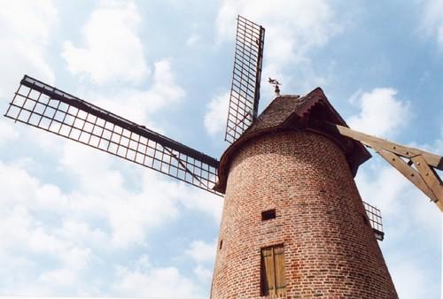 Moulin à vent du Nord