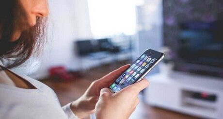 maison intelligente smartphone