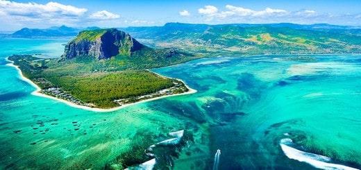 Île Maurice sans touriste
