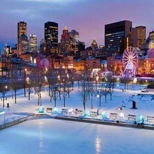 activités d'hiver à Montréal