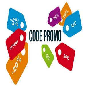 code promo du jour