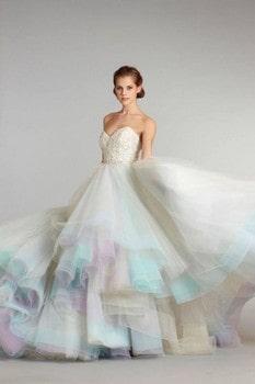 robe de mariage de créatrice