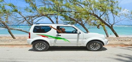 Location voiture Martinique aéroport