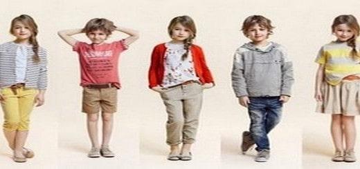 la mode enfant cette année