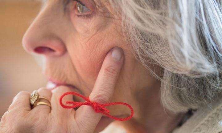 Perte de mémoire liée à l'âge