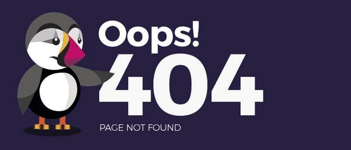 erreurs de site web