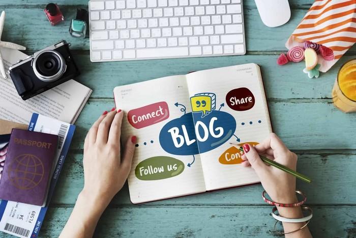 promouvoir un blog sur les réseaux sociaux