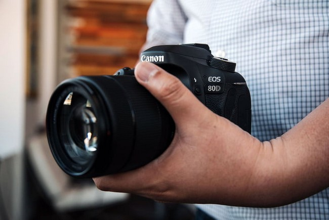 Appareils photo reflex numériques