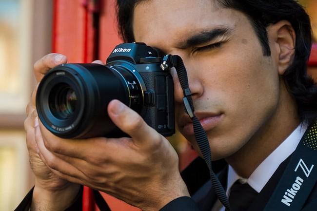 Ergonomie d'un appareil photo