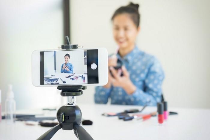 Live vidéo pour marketing