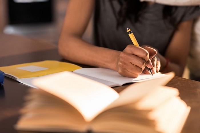 Rechercher un travail d'écriture