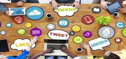 plan de médias sociaux