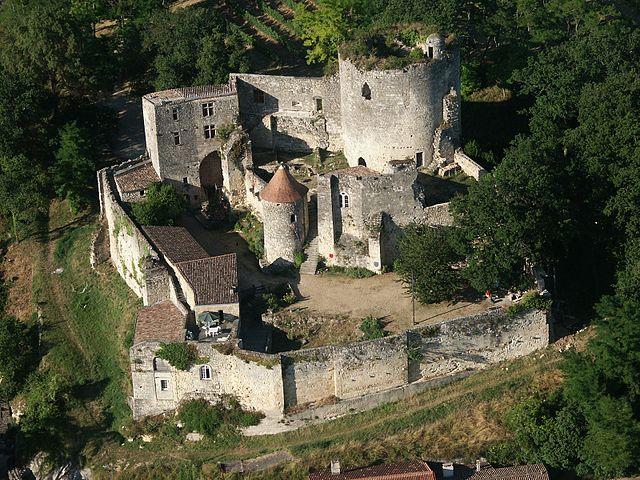 Château de Langoirau