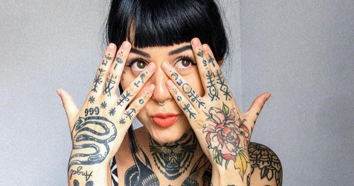 Les bienfaits du tatouage