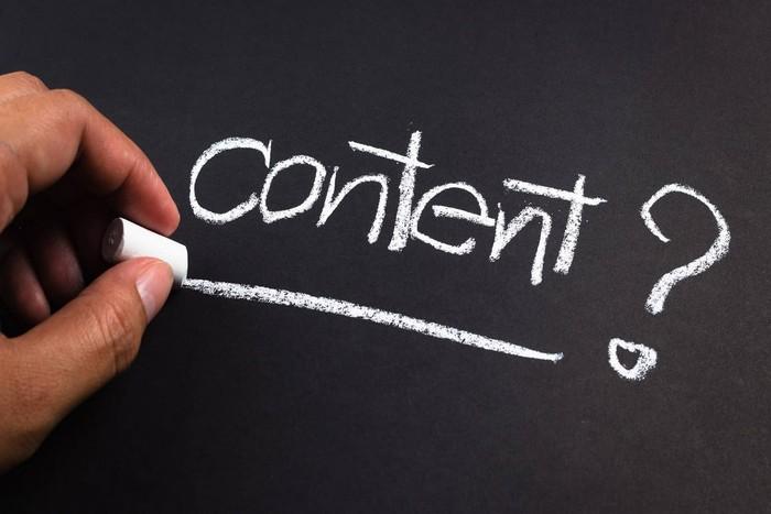définition contenu persistant
